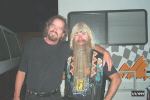 dh with black oak arkansas bass player.jpg (40165 bytes)